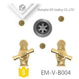 금관 악기 성격 색깔 또는 크롬 도금을 한 도금된 금관 악기 물 꼭지 (EM-V-B004)