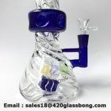 [إيلّدلف] زجاجيّة ماء [سموك بيب] فريد موشور تصميم زجاج كأس