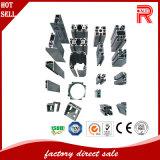 Profils en aluminium/en aluminium d'extrusion pour le bras de robot