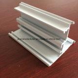 Quadrat, rundes, unterschiedliches Aluminiumlegierung-Strangpresßling-Profil für Tür und Fenster-Gefäß 19