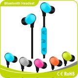 Écouteur sans fil s'usant confortable de Bluetooth d'ABS pour le fonctionnement de sport
