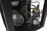 Kein stummer Schrauben-Luftverdichter des Wechselstrom-Elektromotor-30kw/40HP