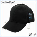 Chapeau sans fil de musique de Bluetooth de base-ball d'utilisation d'été (XH-BH-002)