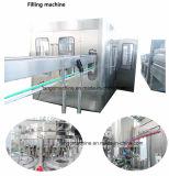 A a Z terminam a bebida carbonatada refresco que processa a linha de produção de engarrafamento