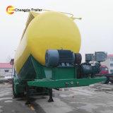 Reboque maioria seco do silo do cimento, de Bulker do cimento do tanque reboque Semi