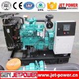 gerador de potência do motor Diesel de 20kVA 30kVA 40kVA 50kVA 80kVA 100kVA