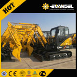Mini excavadora hidráulica Cralwer Liugong Clg906D de la excavadora para minería