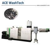 PP plástico PE Granulator Anillo de agua