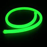 Rundes LED Neonflexlicht 360 Grad-