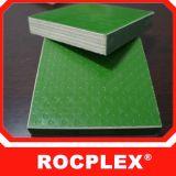 A película plástica verde dos PP enfrentou a madeira compensada 12mm 15mm 18mm