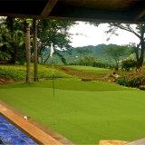 Putting green de golfe de alta qualidade a partir de Forestgrass relva artificial