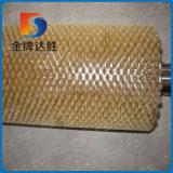 Soem-Sisal-Splitter-Heizfaden-Edelstahl-Schaft-Zylinder-Pinsel