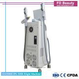 Máquina comutada Q profissional da remoção do tatuagem do cabelo do laser de Shr IPL