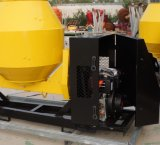 500L diesel, de Concrete Mixer van de Hoge snelheid van de Hoge Capaciteit van de Macht van de Motor 500L