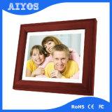 marco de madera de la foto de 7inch-55inch ABS+Plastic Digitaces para Navidad Presensts