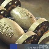 Cast Ss SS304/SS316/SS304L/SS316L flangeados RF ou válvula de retenção de Solavanco