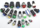 40mmの大きいサイズ産業電子押しスイッチIP67