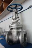 Edelstahl APIdes bb-150lb/300lb flanschte Absperrschieber