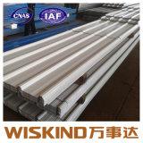 Folha de aço/folha de metal Metal PPGI/Folha de aço corrugado/Folha de aço de zinco médios quente