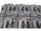 投資鋳造プロセスの中国の鋼鉄鋳物場