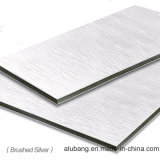 El panel compuesto de aluminio de la visualización fuerte al aire libre del PE (ALB-068)