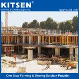 Steun van uitstekende kwaliteit van de Steigers van de Veiligheid van de Flexibiliteit van het Aluminium de Populaire van China