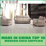 Sofá contemporáneo moderno del cuero de Ministerio del Interior de los muebles modulares