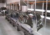 자동 부속을%s 자동적인 자동차 부품 코팅 선 차 색칠 생산 라인