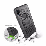 Customized Printed Because Holder Belt Clip Holster Kickstand Phone Puts for iPhone X