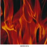 Pellicola idrografica K023555X1a di trasferimento dell'acqua della pellicola della Cina PVA della fiamma del fuoco