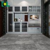 호화스러운 짜임새 회색 색깔 방수 PVC 비닐 판자 마루 도와, ISO9001 Changlong Cls-32