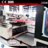 Producción acanalada del azulejo de azotea del PVC que hace la máquina