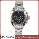 Men's montre à quartz, de la mode de montres en acier inoxydable, étanche regarder