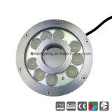 9X3w DC24V IP68 Marin LED 수중 Lamp&Light