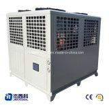 Refrigerador de refrigeração do parafuso do compressor do parafuso ar Semi-Hermetic