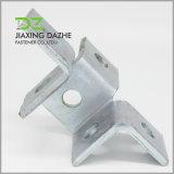 Kundenspezifischer Stahl, der Teile mit Loch stempelt