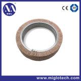 Spirale de la Brosse brosse industrielle personnalisé pour l'Ébavurage polissage E-100004