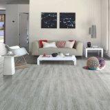 家デザインデジタル印刷の灰色の木製の一見の陶磁器の床タイル