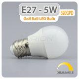 Lampe à économie d'énergie E27 Ampoule de LED 5 W