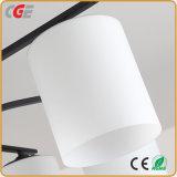Lámpara pendiente del estilo simple moderno que cuelga la luz de techo del LED