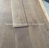 suelo dirigido tablón grande de madera de roble de 220-260m m