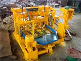 A tecnologia móvel Qmy4-30uma postura máquina de tijolos de concreto oco para venda