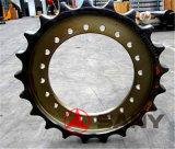 Kettenrad-Rolle für hydraulisches Exkavator-Formular China