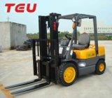 De Chinese HandVorkheftruck van de Dieselmotor 3ton