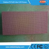 Módulo ao ar livre do indicador de diodo emissor de luz da cor IP65 cheia de P4 RGB com Ce