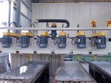 화강암 석판을%s 브리지 유형 돌 가는 닦는 기계