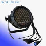 IP65 maak 3 Watts 54 de LEIDENE waterdicht Verlichting van het PARI