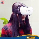 """4.7 """" - 6.0 """" 이동할 수 있는 Smartphones를 위한 고품질 가상 현실 Vr 3D Google 마분지 유리"""