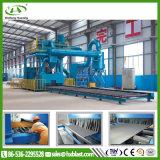 Автоматическая Hxq стальную пластину пре Abrator очистка производственной линии