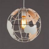 De binnen Verlichting van de Decoratie in de Lamp van de Tegenhanger van het Aluminium